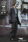 The Dark Knight - The Joker Bank Robber Version 2.0 1/6 Scale Hot Toys Mms249