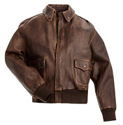 Billy Stranger Things Brown Leather Jacket | Brown Cow Leather Jacket