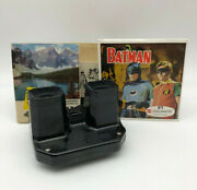 Vintage Sawyerand039s View-master With 1966 Gaf Batman Stereo Colour Picture Reels