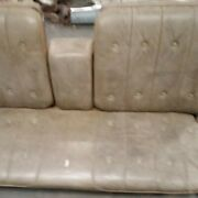 1968 Caddy Impala Front Bench Power Seat Good Shape