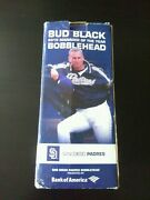Bud Black Bobble Head San Diego Padres 2010 Manager Of The Year- Collectable