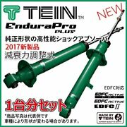 Tein Endurapro Plus Adjustable Shocks For Mercedes W204 Rwd Front And Rear Set