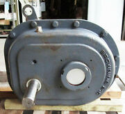 Browning Gearbox 215smtp25 / 24.85 Ratio 243 Gross Wt. Used Take