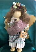 Ladie And Friends - Lizzie High Dolls - Hope - Bless My Baby Angel