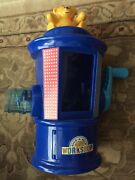Spin Master Build-a-bear Workshop Stuffing Station Machine Clear Panel Nice Shap