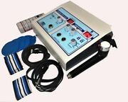 3x Pack Combo Machine U.s Therapy 1 Mhz And 10ns 2 Channel