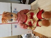 Rare I Love Lucy Rag Doll Promotional