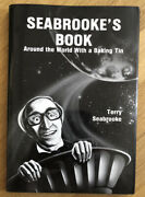 Seabrookeand039s Book-magic-1st Ed-balls Coins Card-close-up Stage Trick Illusion-oop