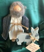 Ladie And Friends - Lizzie High Dolls - Christmas Pageant Joseph/donkey