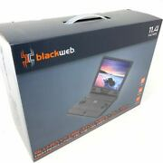 Blackweb Portable Hd Blu-ray Disc And Dvd Player 11.4 Screen Usb And Ethernet Port