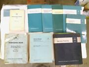 Mercedes Benz Service Manuals Late 60s Early 70s Check Books For Models