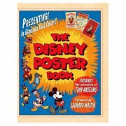 The Disney Poster Bookfeaturing The Collection Of Tony Anselmo - Brand New