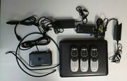 Direct Tv Hr44-700 Receiver Dolby Digital Box Remote Controls Cords