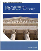 Law And Ethics In Educational Leadership, Paperback By Stader, David L.