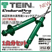 Tein Endurapro Plus Adjustable Shocks For 02-07 Subaru Wrx Front And Rear Set
