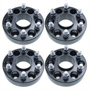2 4x 6 Lug Hubcentric Wheel Spacers 6x120 Fits Chevy Gmc Canyon Colorado Trucks
