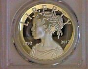 2017 Silver American Liberty Medal 4 Coin Set Pcgs 225th Anniv Us Mint