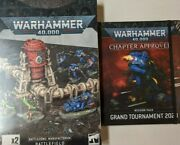 Warhammer 40k Chapter Approved 2020 And Battlezone Manufactorum 9th Edition