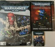 Wh40k Chapter Approved 2020, Battlezone Manufactorum, Mission Pack Open War