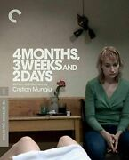 4 Months 3 Weeks And 2 Days - The Criterion Collection [blu-ray] New