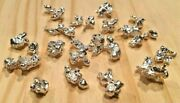 100 Grams Of .999 Fine Silver Nuggets Pureness Guaranteed Invest Bullion Shot