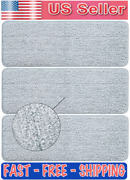 Microfiber Flat Squeeze Mop Replacements. Fits 13 X 5 Flat Mop 3 Or 5 Pack