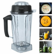 64oz Blender Container Cup Lid Blade Replacement Spare Parts Kit Fit For Vitamix
