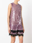 Tom Ford Sequined Shift Dress - Brand New With Tags- Rrp8035 Aud