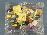 Bag 4 Only Of Lego Friends Heartlake High School 41005 Sealed Replacement Parts