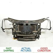 2006 Mercedes-benz R350 W251 Radiator Support W/ Condenser And Cooling Fan Oem