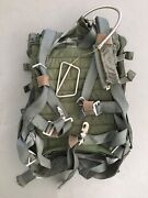 Us Military Bailout Parachute Ejection Seat Harness