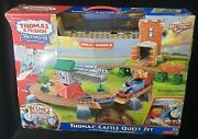 Thomas And Friends Trackmaster Castle Quest Set 2013 Incomplete W/ James And Henry