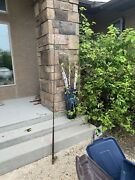 Vintage Fishing/fly Rod Wood 1800andrsquos Rare