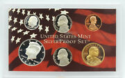 2004 United States Proof Silver 11-coin Set - Us Mint Official Collection Ogp