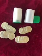 American Silver Eagles Roll Of 20 1oz Silver Coins Uncirculated 40