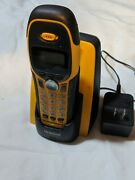 Uniden Wx1477 5.8 Ghz Submersible Cordless Base With Phone And Charge No Battery