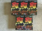 The Warriors 9 Inch Collector Dolls / Action Figures Lot Of 5 Mezco 2008 New