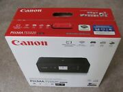 New Canon Pixma Ts5020 Wireless Color Photo Printer With Scanner And Copier Black