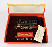 Aristo-craft Ho Scale Diecast 2-6-0 Thomas Eagle Steam Engine And Tender 61