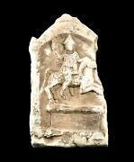 Rare Items An Ancient Roman Marble Stele Dedicated To The Thracian Horseman