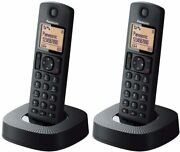 Panasonic Tgc312spb Phone Fixed Wireless Duo Lcd 16h Use Continuous Localizad