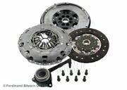 Blue Print Clutch Kit For A Vw Transporter/caravelle Bus 2.5 Tdi 130hp 96kw
