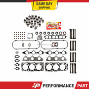 Head Gasket Set Lifters Fit 97-04 Mitsubishi Sport Diamante Montero 3.5 6g74