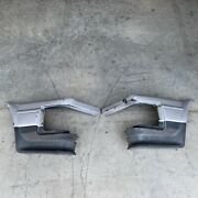 Ae86 1985 1986 1987 Toyota Corolla Gts Front Bumper Side Cover Pair Usdm