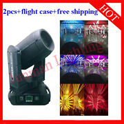 Waterproof 350w 17r Beam Spot Wash 3 In 1 Moving Head In Case 2pcs Free Shipping