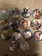 Franklin Mint , Diana Princess Of Wales Collector Plates.
