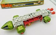 Dinky Toys 360 Eagle Freighter Space 1999 Ovp Anderson Mint 1975