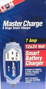 Lion Master Charge 8 Stage Smart Battery Charger [size 7 Amp]
