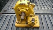 Case 360 Trencher Hydraulic Pto Boring Gearbox