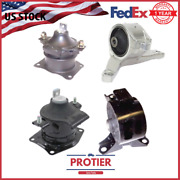 Engine Motor And Trans Mount 4pcs Set Fit 2007-2009 Acura Mdx 3.7l For Auto Trans
